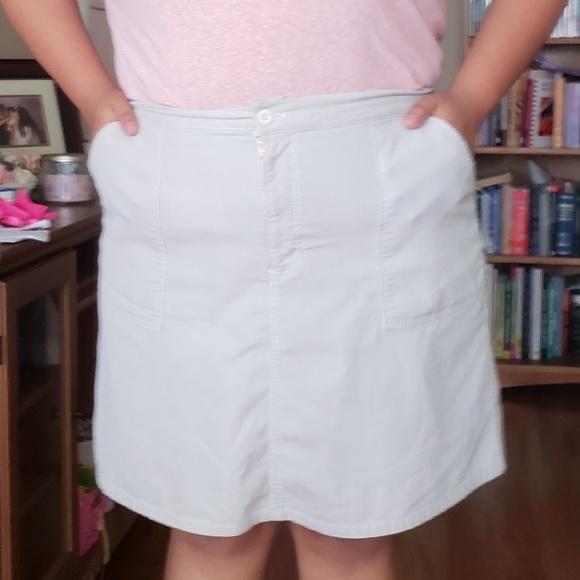 Cherokee Dresses & Skirts - 18W Light Gray Skort